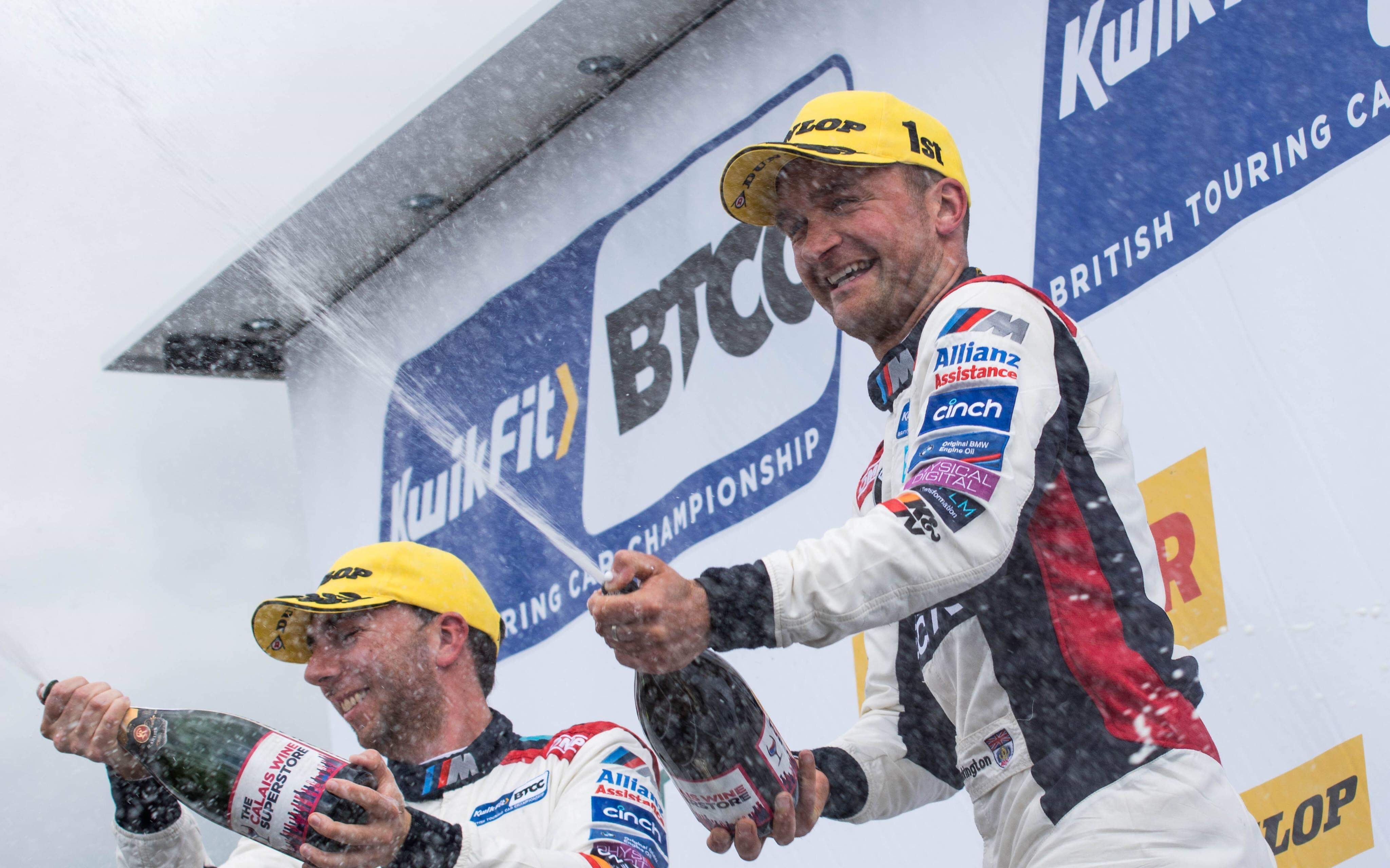 TURKINGTON'S DONINGTON DREAM WITH DOUBLE WIN