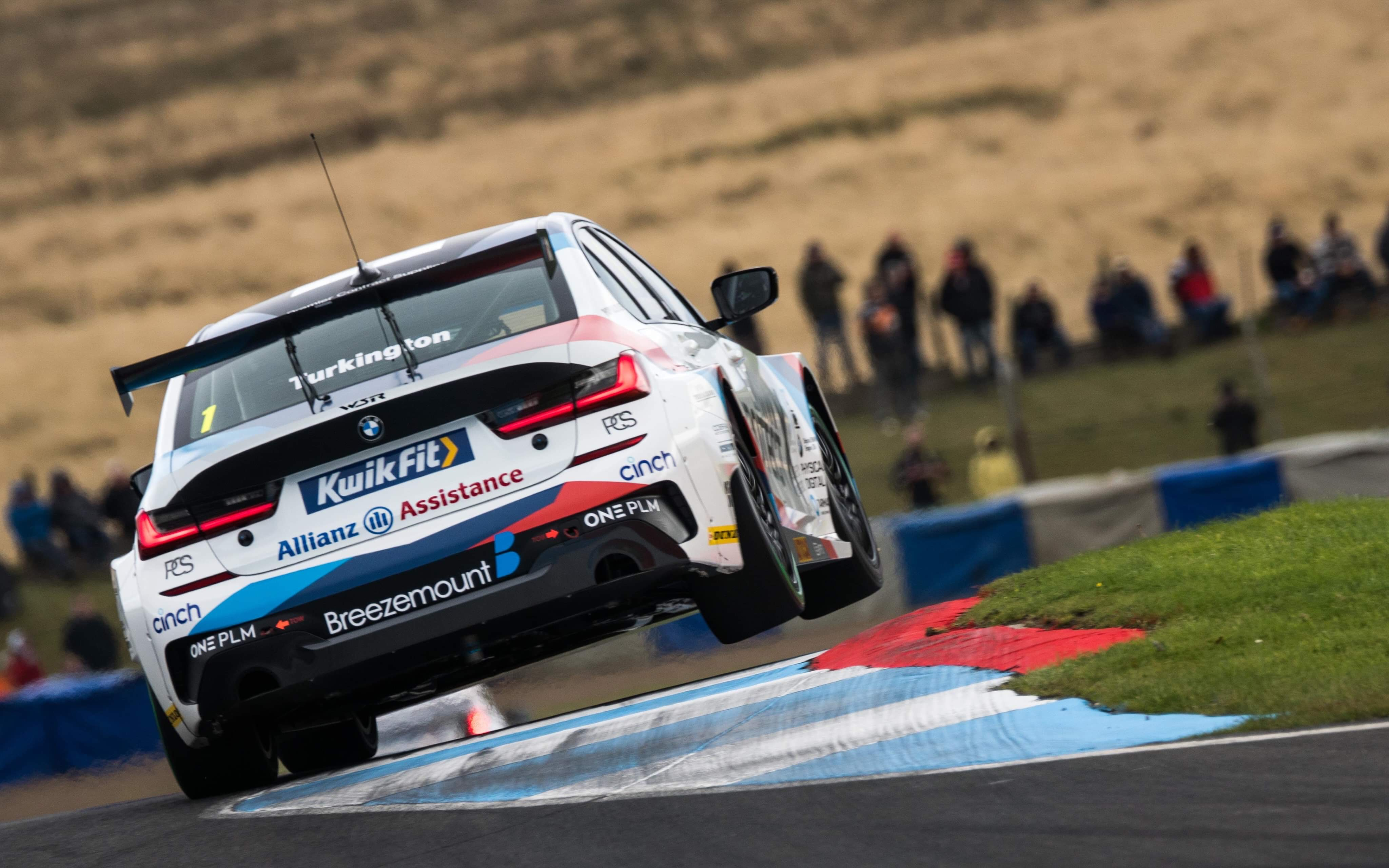 KNOCKHILL QUALIFYING REPORT
