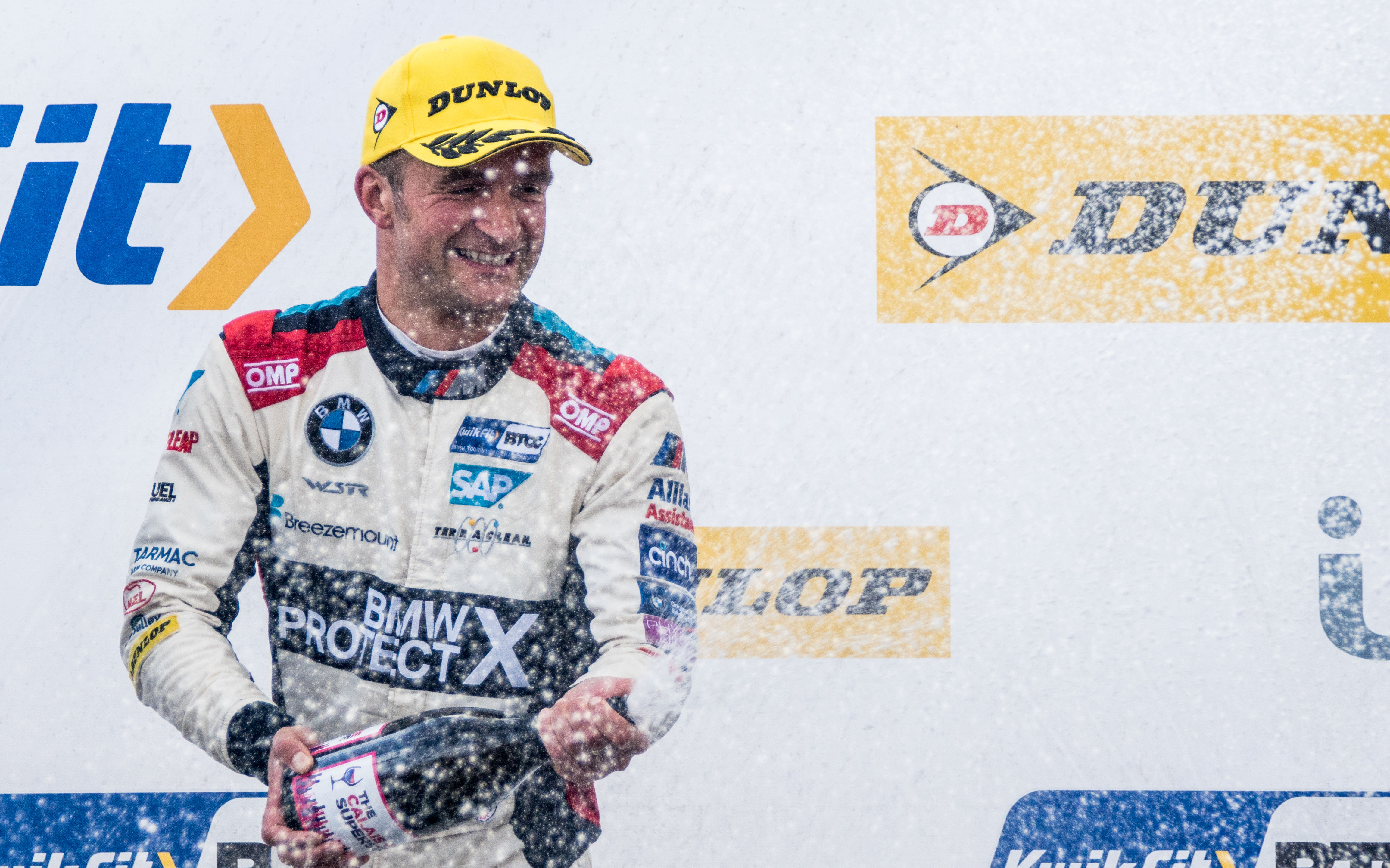 TURKINGTON'S CLASS ACT AT SENSATIONAL SILVERSTONE