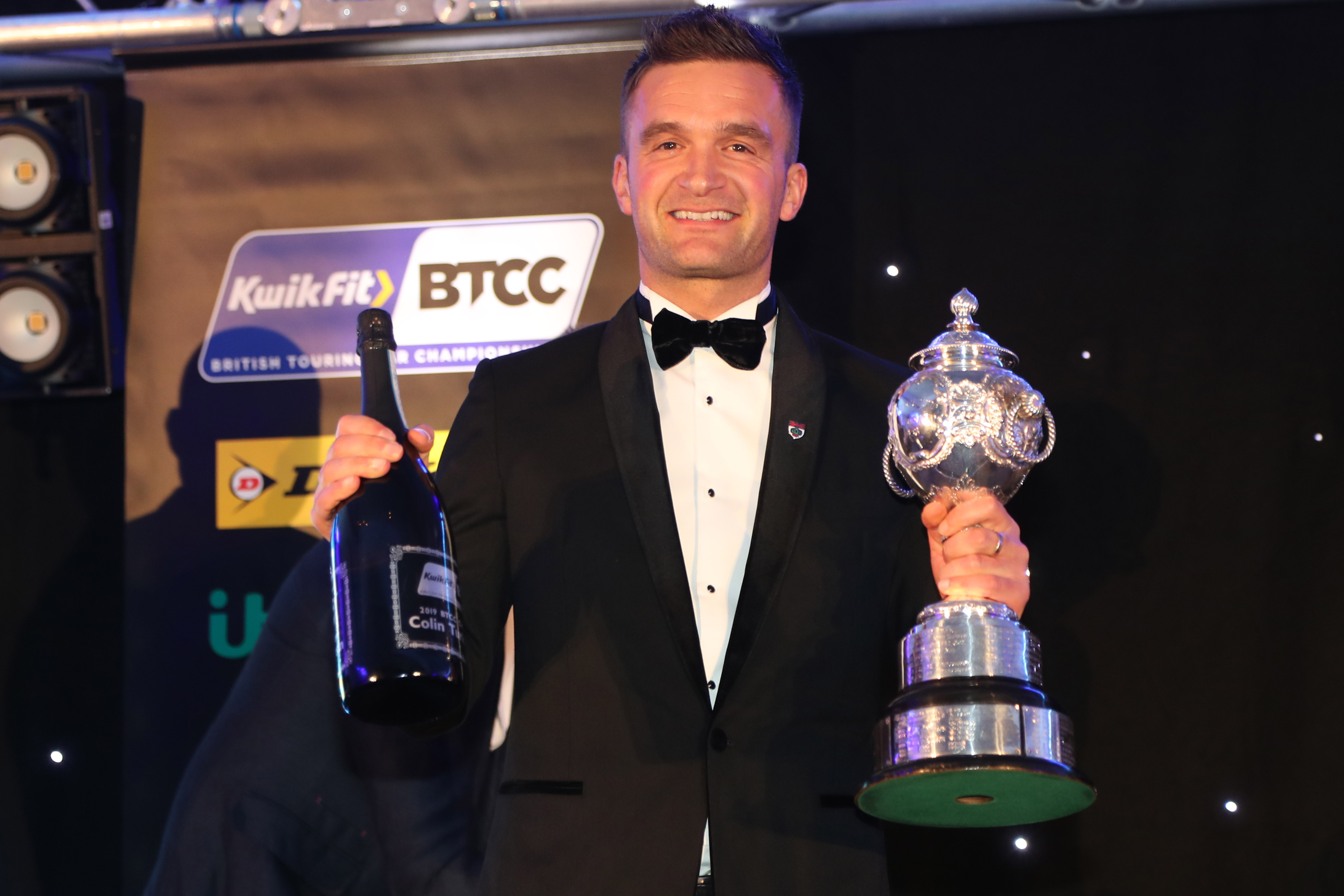TURKINGTON VOTED DRIVER OF THE YEAR