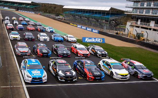 BTCC POSTPONE FIRST THREE EVENTS