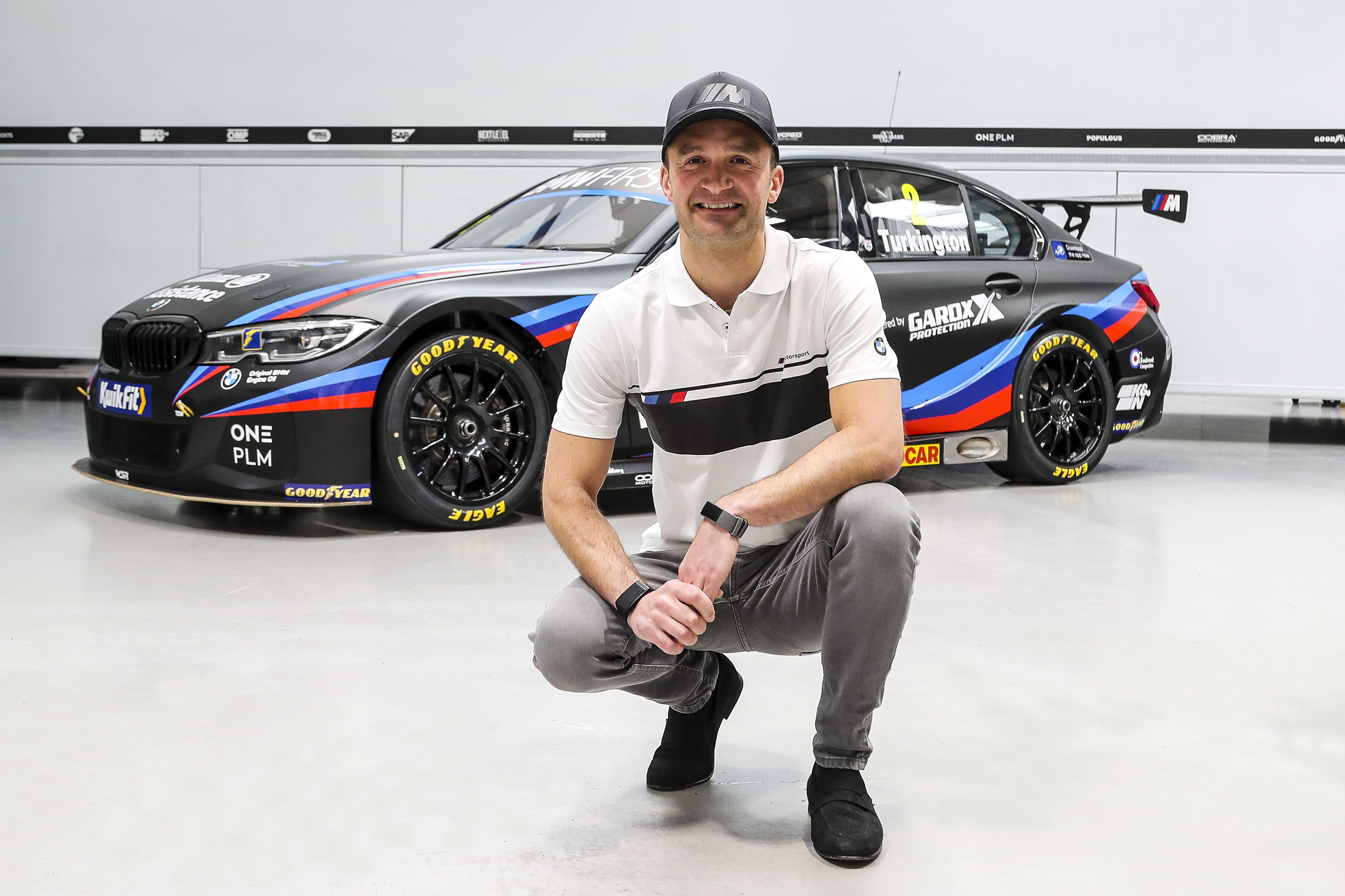 TEAM BMW UNVEIL A NEW AND ICONIC LOOK FOR 2021